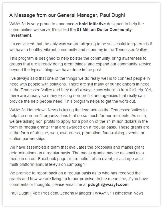 Community Investment