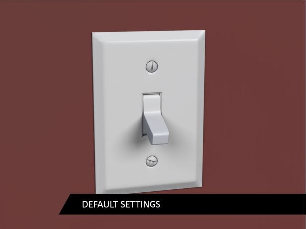 defaultsettings