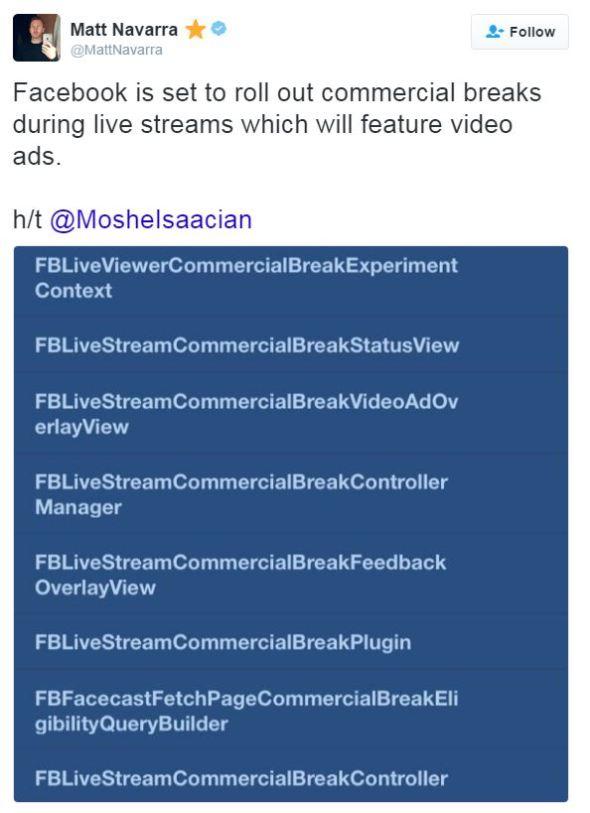 FB live ds