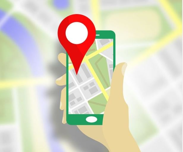 location search map