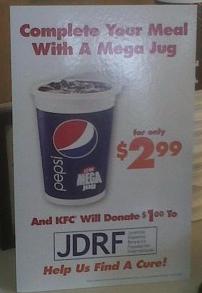 Pepsi JDF